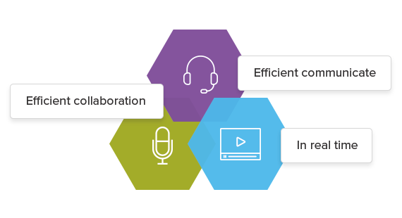 unified hosted phone system for efficient collaboration and communication