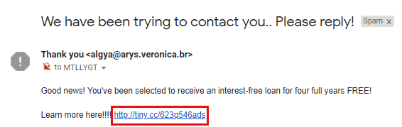 detect-a-phishing-email-malicious-shortened-link
