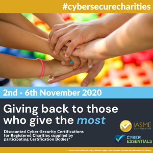 Charities Cyber Security Awareness