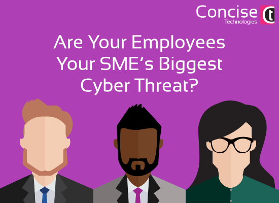 are employees biggest cyber threat