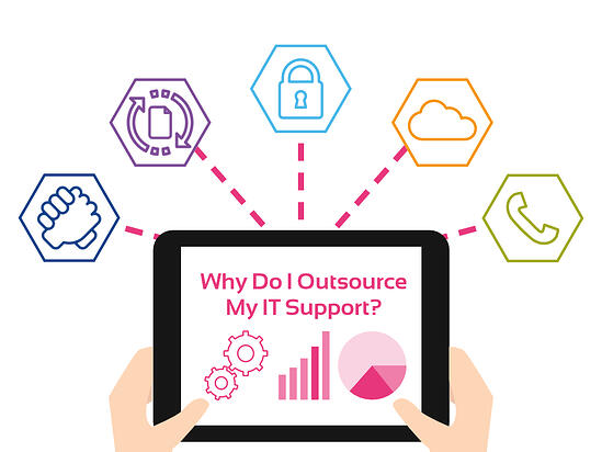 why i outsource my IT support