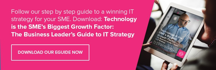 Download: Technology is the SME's Biggest Growth Factor
