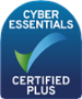 cyber essentials plus certified badge